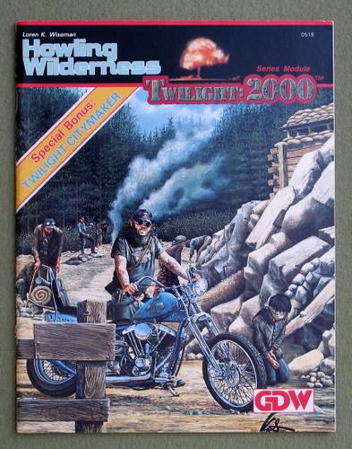 Howling Wilderness (Twilight: 2000), Loren K. Wiseman