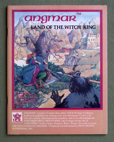 Angmar, Land of the Witch King (Middle Earth Role Playing/MERP), Heike Kubasch