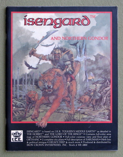 Isengard & Northern Gondor (Middle Earth Role Playing/MERP), Christian Gehman