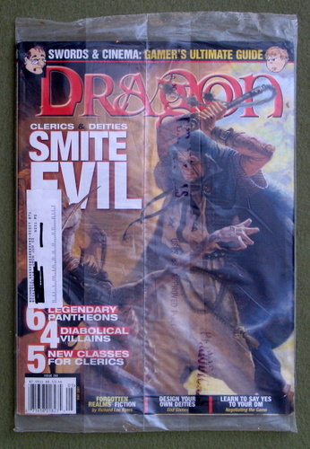 Dragon Magazine, Issue 283
