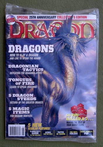 Dragon Magazine, Issue 284