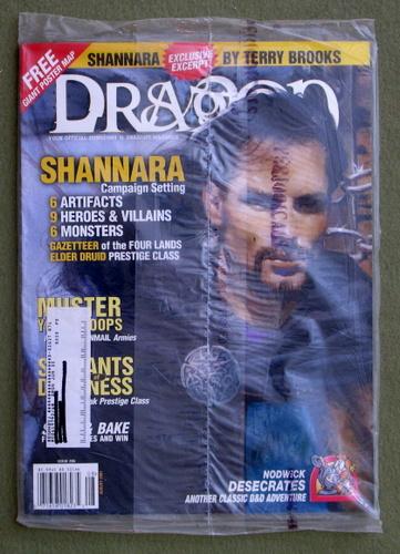 Dragon Magazine, Issue 286