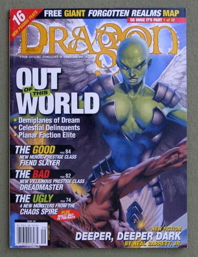 Dragon Magazine, Issue 287