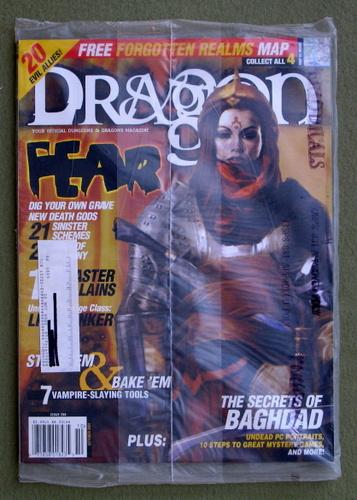Dragon Magazine, Issue 288