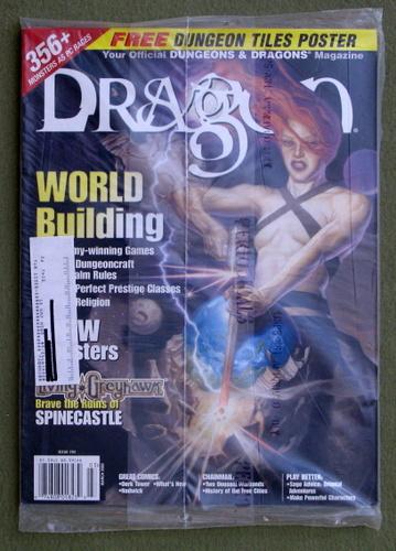 Dragon Magazine, Issue 293