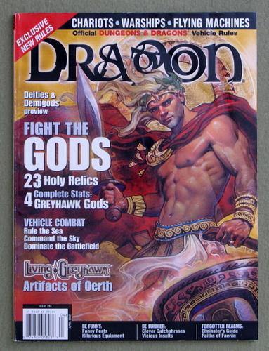 Dragon Magazine, Issue 294