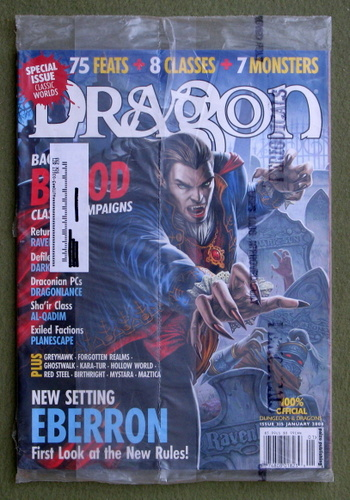 Dragon Magazine, Issue 315