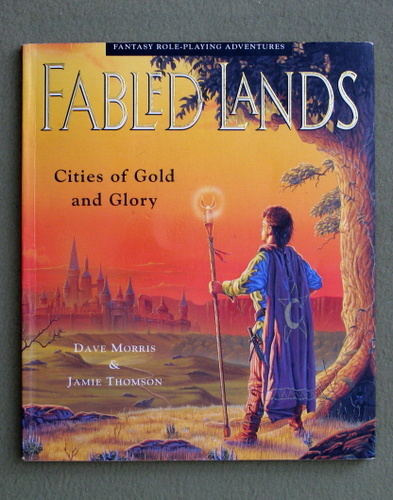 Fabled Lands Vol. 2 : Cities of Gold and Glory, Dave Morris & Jamie Thomson