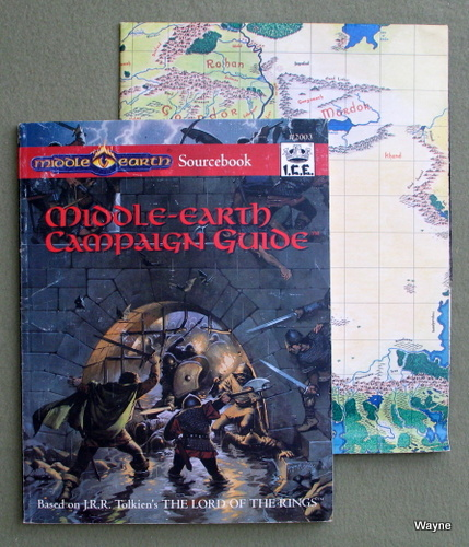 Middle-earth Campaign Guide (Middle Earth Role Playing/MERP)