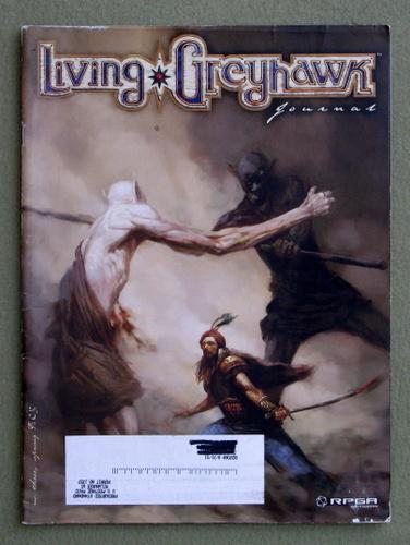 Living Greyhawk Journal #3 (D&D) - READING COPY