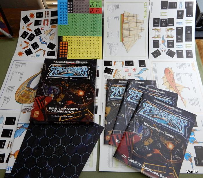 "War Captain's Companion (Advanced Dungeons & Dragons: Spelljammer), Dale ""Slade"" Henson"