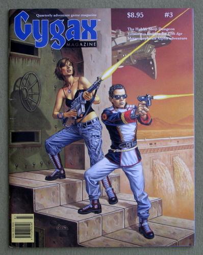 Gygax Magazine, Issue 3