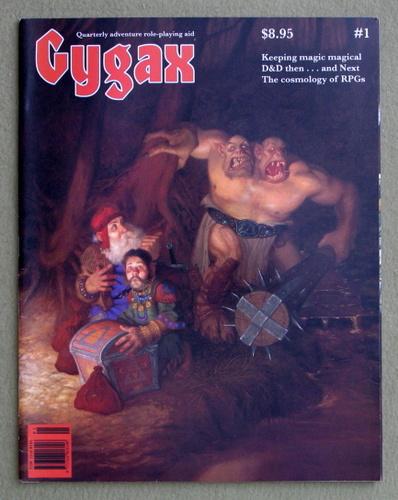 Gygax Magazine, Issue 1