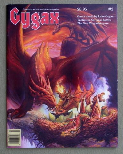 Gygax Magazine, Issue 2