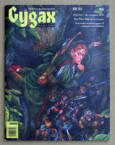 Gygax Magazine, Issue 6