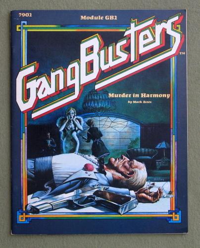 Murder in Harmony (Gangbusters module GB2), Mark Acres