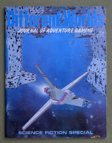 Different Worlds Magazine, Issue 46