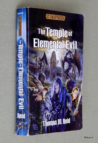 The Temple of Elemental Evil (Greyhawk Classics), Thomas Reid