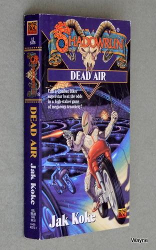 Dead Air (Shadowrun), Jak Koke