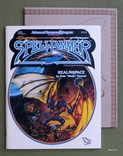 "Realmspace (Advanced Dungeons & Dragons/Spelljammer SJR2), Dale ""Slade"" Henson"