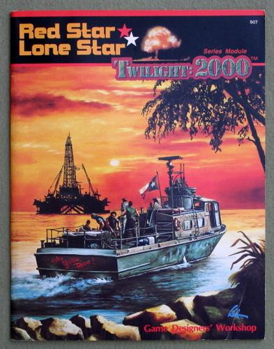 Red Star, Lone Star (Twilight: 2000), William H. Keith Jr.