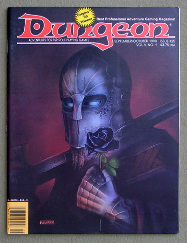 Dungeon Magazine, Issue 25