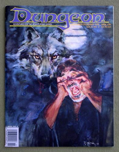 Dungeon Magazine, Issue 26