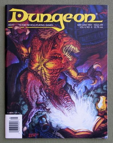 Dungeon Magazine, Issue 29