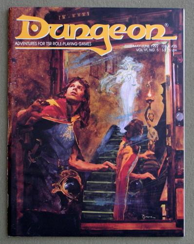 Dungeon Magazine, Issue 35