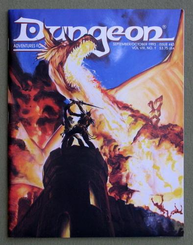 Dungeon Magazine, Issue 43
