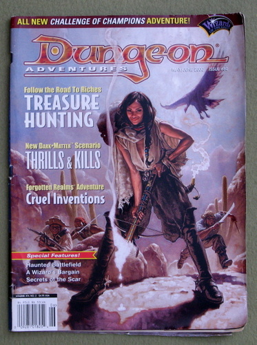 Dungeon Magazine, Issue 80 - READING COPY