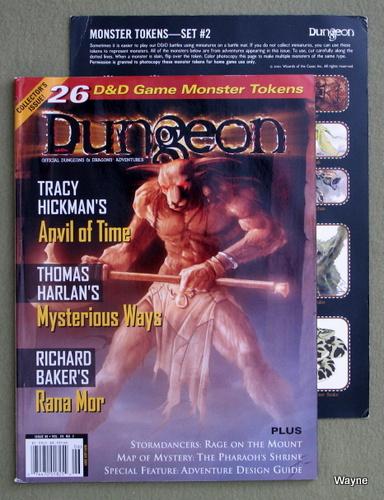 Dungeon Magazine, Issue 86