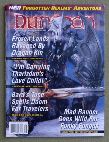 Image for Dungeon Magazine, Issue 87