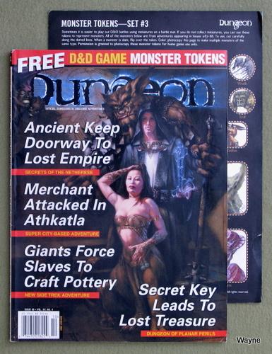 Dungeon Magazine, Issue 88