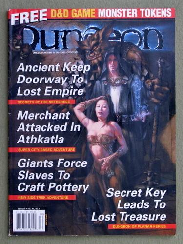 Dungeon Magazine, Issue 88 - NO TOKENS