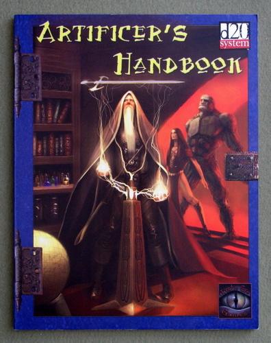Artificer's Handbook (d20 Fantasy Roleplaying Supplement)