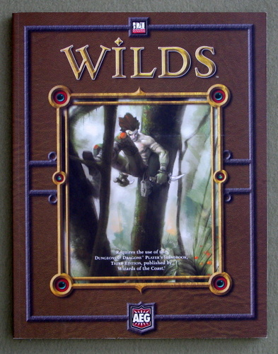 Wilds (D20 System Supplements)