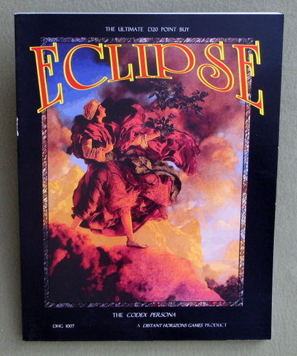 Eclipse: The Codex Persona (The Ultimate D20 Character Guide)