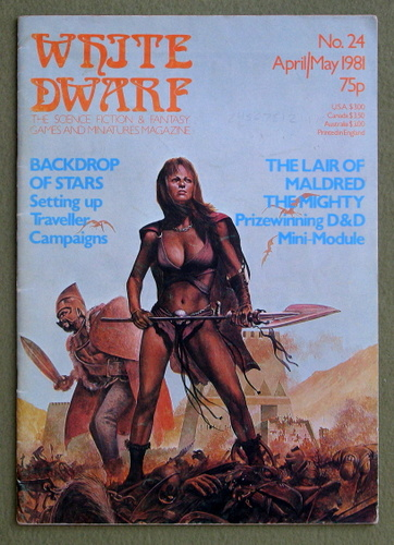 White Dwarf Magazine, Issue 24
