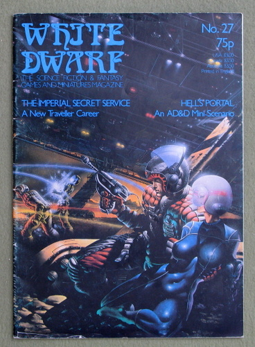 White Dwarf Magazine, Issue 27