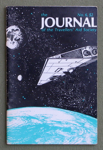 Journal of the Travellers' Aid Society, Issue 6 (Traveller RPG)