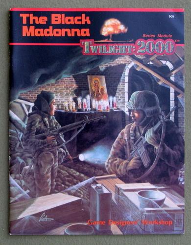 The Black Madonna (Twilight: 2000), Frank Frey, Jr.