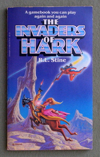 Invaders of Hark, R.L. Stine