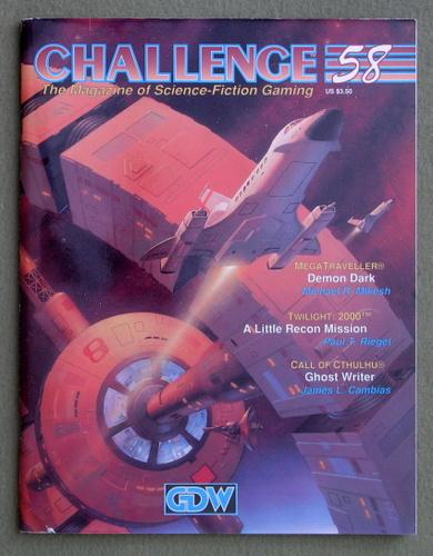 Challenge Magazine, Issue 58