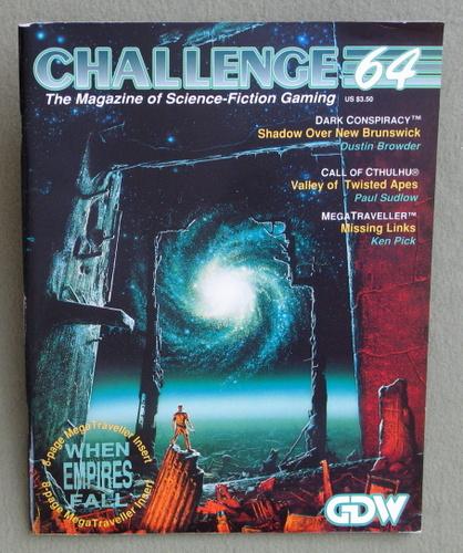 Challenge Magazine, Issue 64