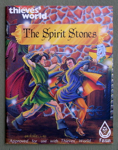 The Spirit Stones (Thieves' World RPG), Bill Fawcett & Lynn Abbey
