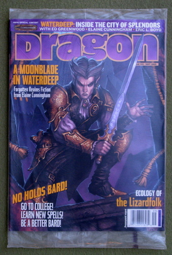 Dragon Magazine, Issue 335