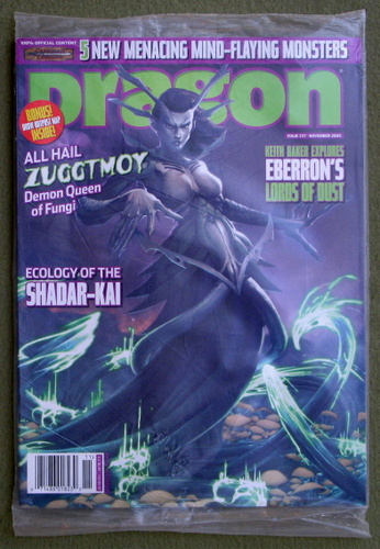 Dragon Magazine, Issue 337