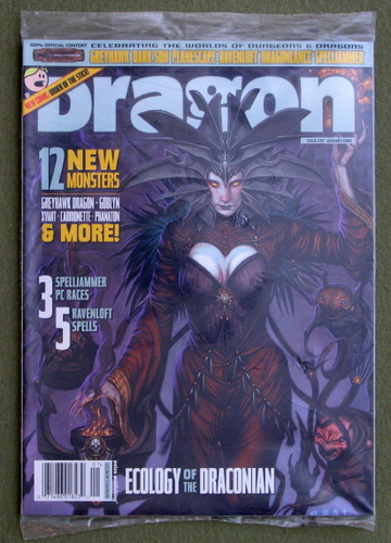 Dragon Magazine, Issue 339