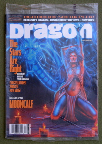 Dragon Magazine, Issue 340